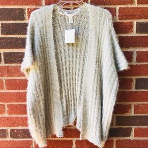New! Lauren Conrad - Sweater Poncho cardigan